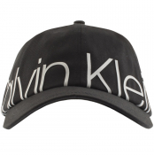 Product Image for Calvin Klein Reflective Logo Cap Black